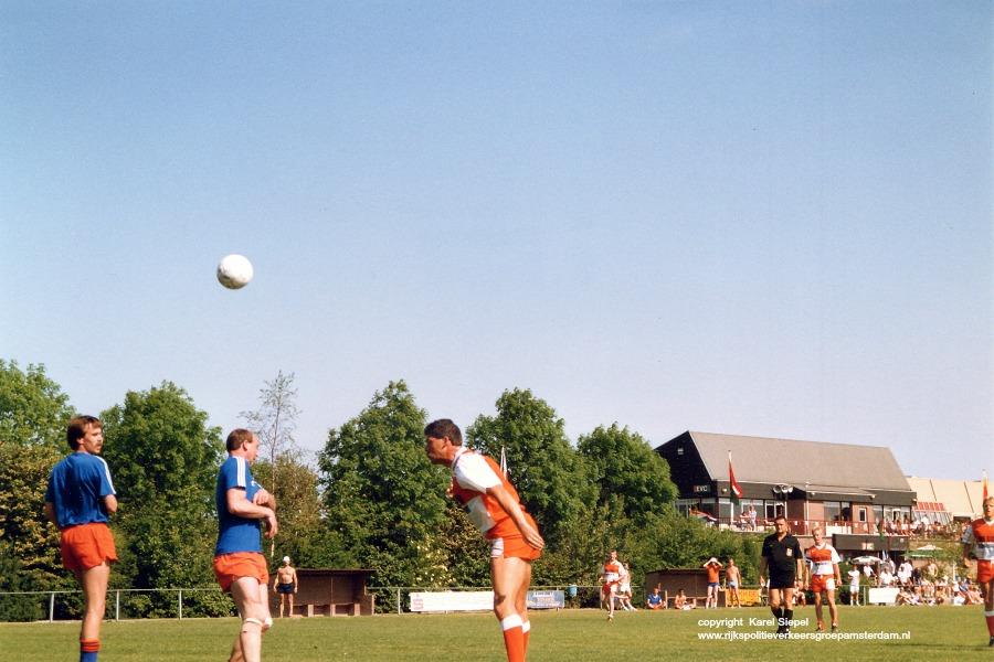 het vkgr. voetbaltoernooi u2013 Rijkspolitie Verkeersgroep ...
